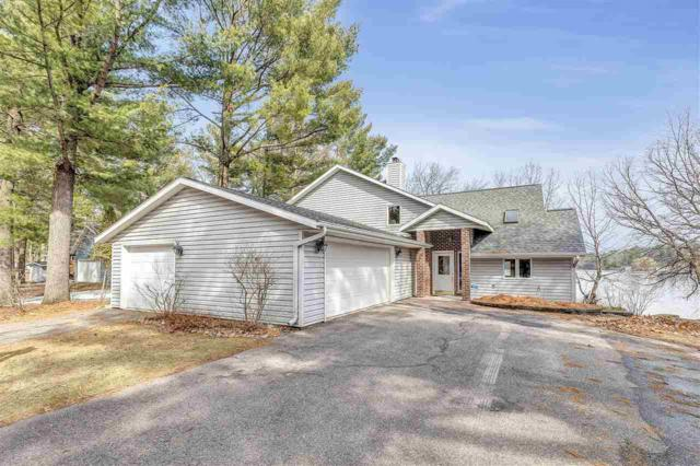 N7038 W Pine Lake Road, Wild Rose, WI 54984 (#50200320) :: Dallaire Realty