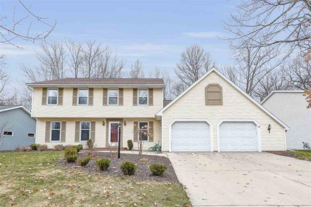2168 Oakwood Drive, Green Bay, WI 54304 (#50200637) :: Dallaire Realty