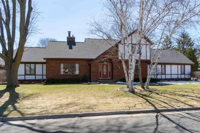 1205 Greendale Street, Menasha, WI 54952 (#50200885) :: Dallaire Realty