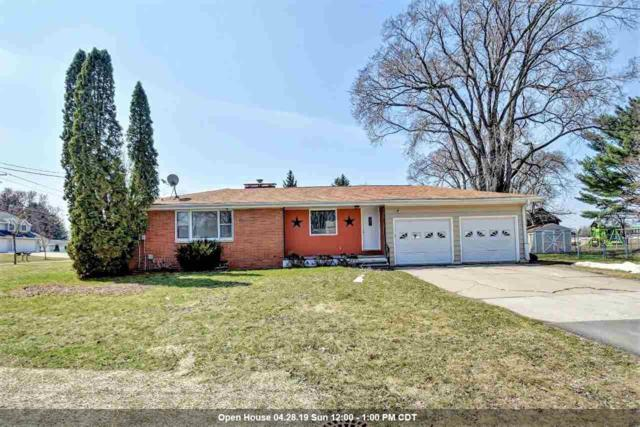 2436 Riverview Drive, Green Bay, WI 54313 (#50201041) :: Dallaire Realty