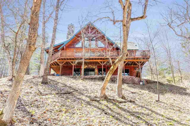W5539 Hiwela Drive, Wild Rose, WI 54984 (#50201463) :: Dallaire Realty