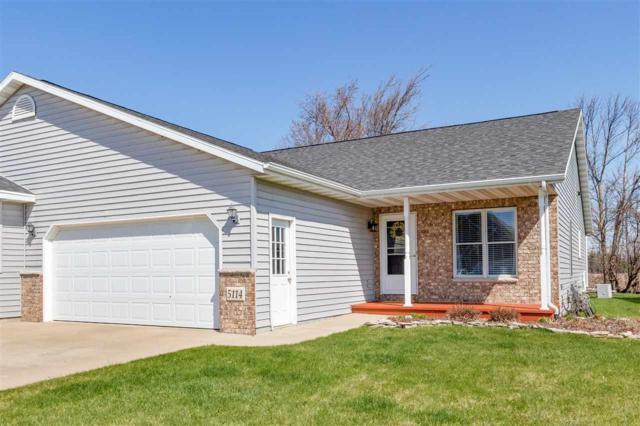 W5114 Blue Heron Court, Sherwood, WI 54169 (#50201517) :: Dallaire Realty