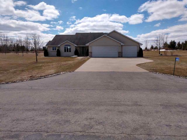 W4883 Deer Run Drive, Black Creek, WI 54106 (#50201743) :: Todd Wiese Homeselling System, Inc.