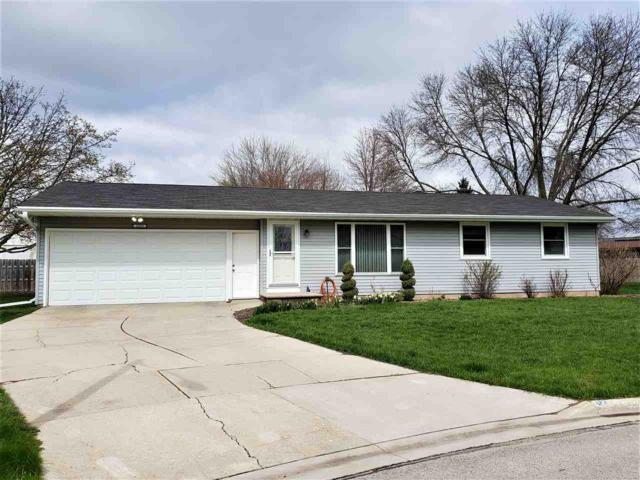 1223 O Keefe Court, De Pere, WI 54115 (#50202283) :: Dallaire Realty
