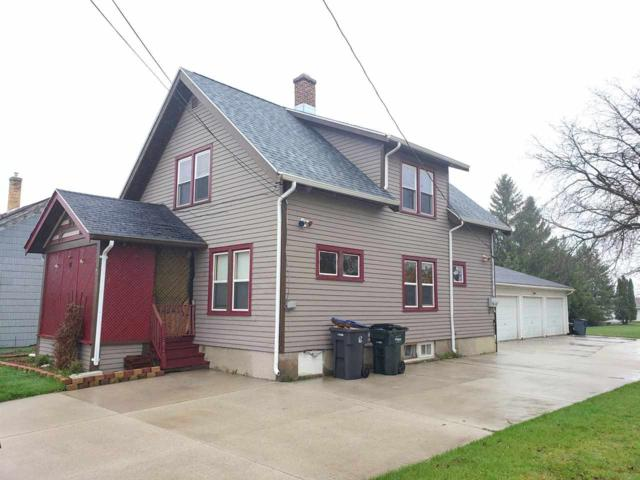 2256 State Avenue, New Holstein, WI 53061 (#50202625) :: Symes Realty, LLC