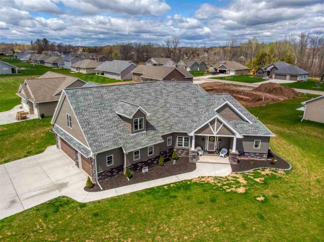 2721 Bridle Path, Green Bay, WI 54313 (#50202669) :: Dallaire Realty