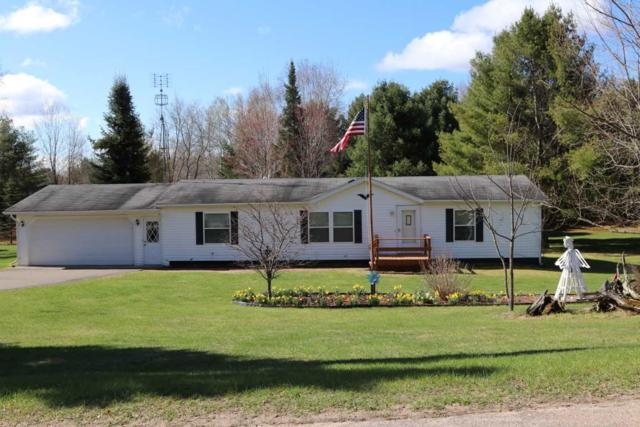 17609 Sawyer Lake Road, Townsend, WI 54175 (#50202671) :: Dallaire Realty