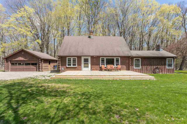 W6885 Kirschner Road, Shiocton, WI 54170 (#50202753) :: Dallaire Realty