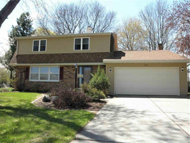 826 Broadview Drive, Green Bay, WI 54301 (#50202776) :: Todd Wiese Homeselling System, Inc.