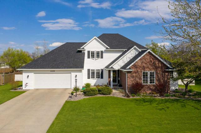 2335 Hopf Lane, De Pere, WI 54115 (#50202865) :: Dallaire Realty