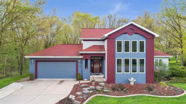 1191 Circle Drive, Green Bay, WI 54313 (#50203072) :: Symes Realty, LLC