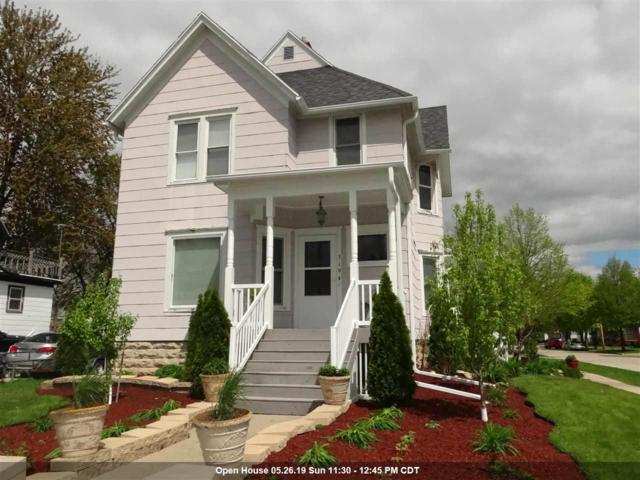 319 Amory Street, Fond Du Lac, WI 54935 (#50203213) :: Todd Wiese Homeselling System, Inc.