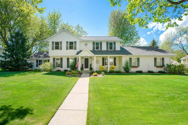 1602 Coronation Court, Green Bay, WI 54313 (#50203678) :: Todd Wiese Homeselling System, Inc.
