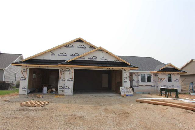 450 Longwood Lane, Wrightstown, WI 54180 (#50203894) :: Dallaire Realty