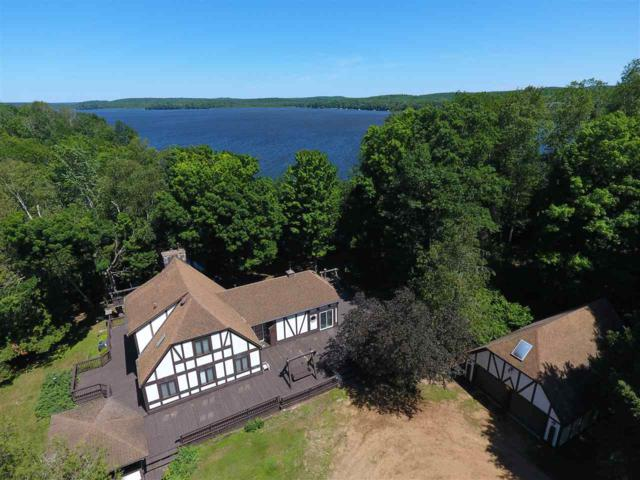 N10912 East Shore Road, Pearson, WI 54462 (#50204262) :: Dallaire Realty