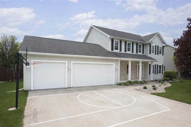 3131 E Gazebohill Road, Appleton, WI 54913 (#50204379) :: Todd Wiese Homeselling System, Inc.