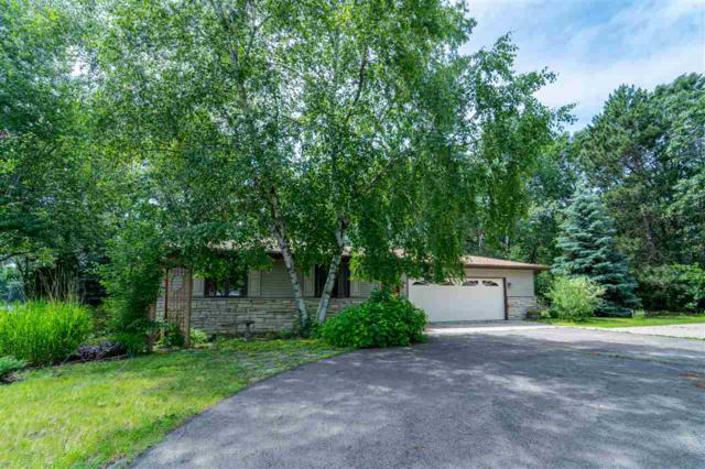 N3255 Silver Lake Drive, Waupaca, WI 54981 (#50206017) :: Dallaire Realty