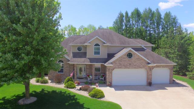 428 S Pine Grove Lane, Hortonville, WI 54944 (#50206086) :: Dallaire Realty
