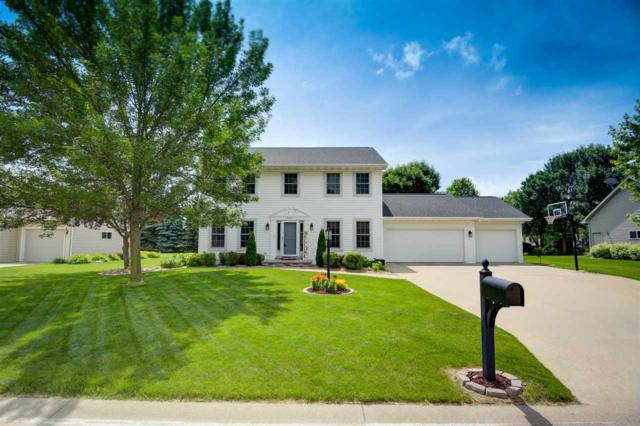 W6055 Cornflower Drive, Appleton, WI 54915 (#50206327) :: Todd Wiese Homeselling System, Inc.