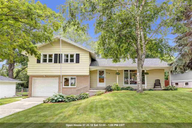 414 Simonet Street, Green Bay, WI 54301 (#50206484) :: Todd Wiese Homeselling System, Inc.