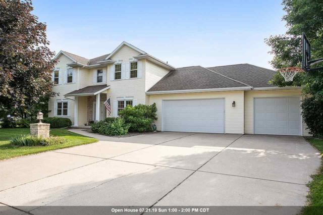 3069 Harbor Winds Drive, Suamico, WI 54173 (#50206535) :: Todd Wiese Homeselling System, Inc.