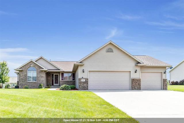1021 Daffodil Drive, De Pere, WI 54115 (#50206580) :: Todd Wiese Homeselling System, Inc.