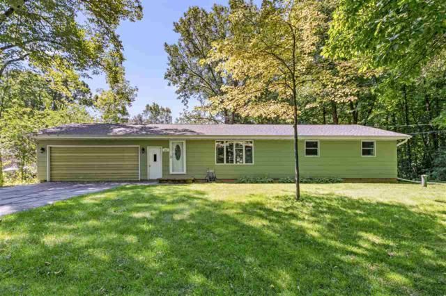 W1441 Hwy Jj, Kaukauna, WI 54130 (#50206691) :: Todd Wiese Homeselling System, Inc.