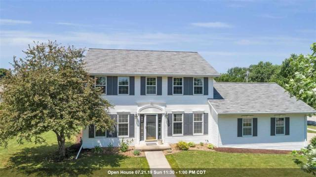 1102 Tanager Trail, De Pere, WI 54115 (#50206805) :: Todd Wiese Homeselling System, Inc.