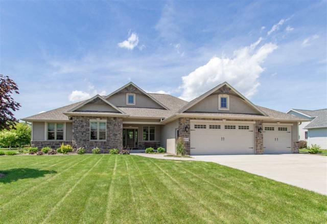 N7981 Creekside Drive, Sherwood, WI 54169 (#50206807) :: Dallaire Realty