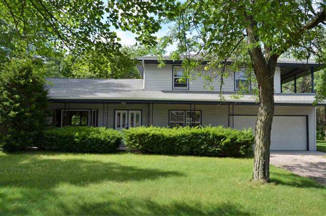 416 N Wautoma Road, Coloma, WI 54930 (#50207023) :: Todd Wiese Homeselling System, Inc.