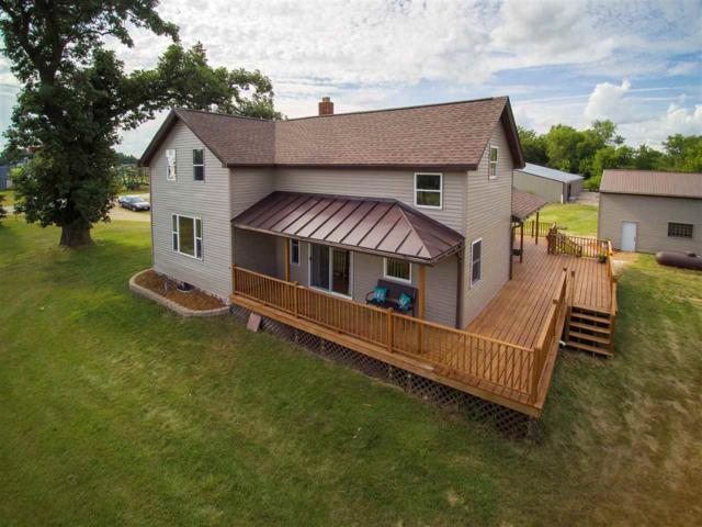 N1106 Wilde Road, Weyauwega, WI 54983 (#50207137) :: Dallaire Realty