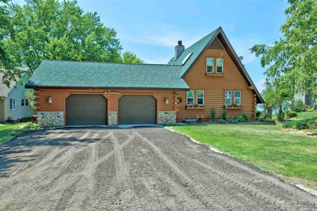 N3277 Ecker Lakeland Drive, Chilton, WI 53914 (#50207229) :: Todd Wiese Homeselling System, Inc.