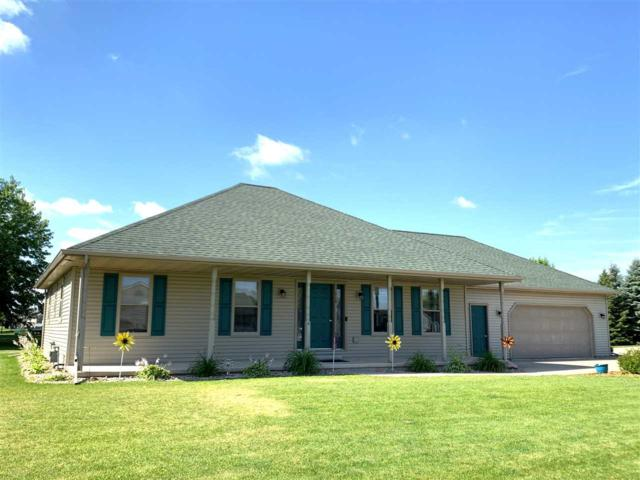 116 Nicole Lane, Wrightstown, WI 54180 (#50207258) :: Dallaire Realty