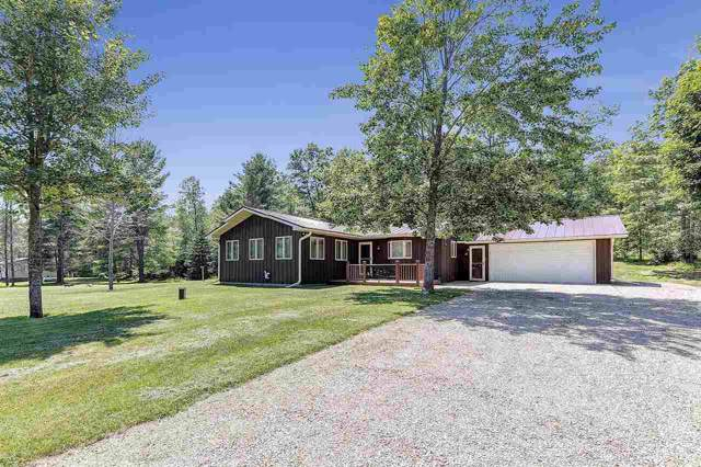 N15051 Northwoods Lane, Athelstane, WI 54104 (#50207936) :: Dallaire Realty
