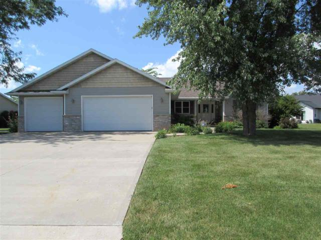 W5262 Arbor Vitae Court, Sherwood, WI 54169 (#50208080) :: Dallaire Realty