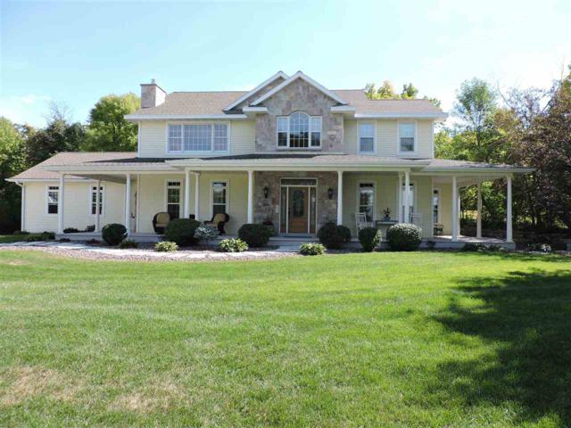 N9393 Hwy 151, Fond Du Lac, WI 54937 (#50208326) :: Dallaire Realty