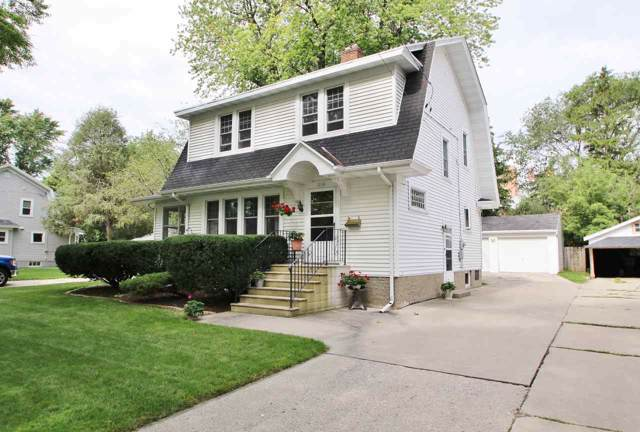 816 S Clay Street, Green Bay, WI 54301 (#50209260) :: Symes Realty, LLC