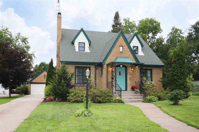 153 N Main Street, Clintonville, WI 54929 (#50209503) :: Todd Wiese Homeselling System, Inc.