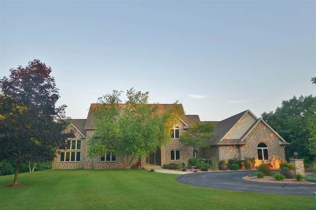 W4044 Parkview Court, Fond Du Lac, WI 54937 (#50209670) :: Town & Country Real Estate
