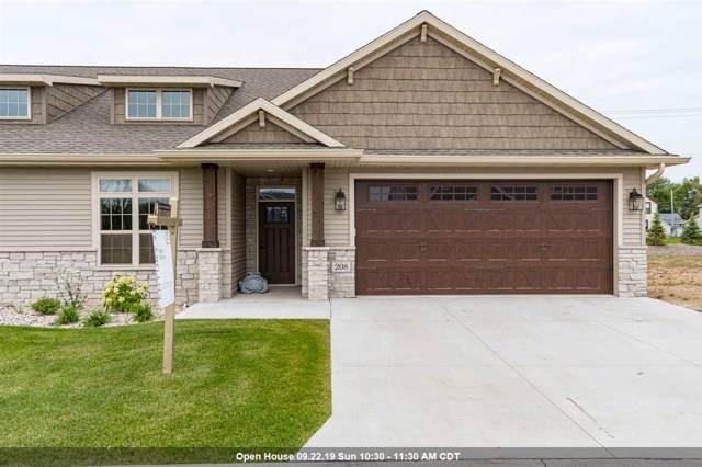 208 Smithfield Drive, Kimberly, WI 54136 (#50210113) :: Todd Wiese Homeselling System, Inc.
