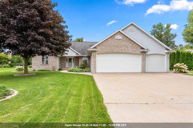 W6045 Blazing Star Drive, Appleton, WI 54915 (#50210215) :: Dallaire Realty