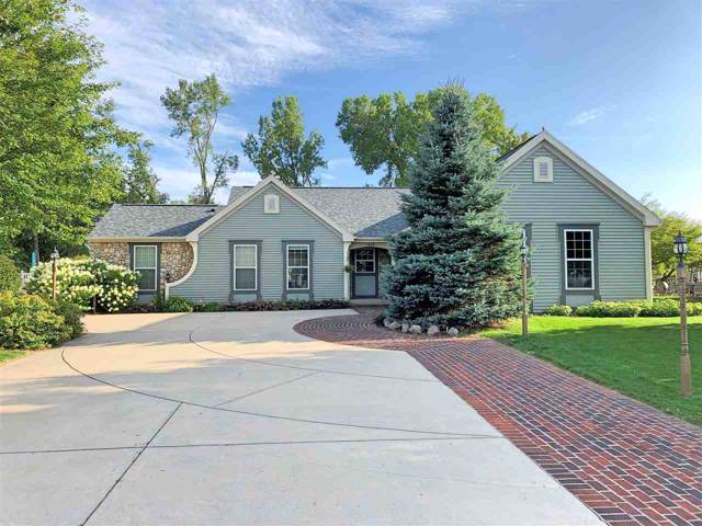 1445 W Starview Drive, Appleton, WI 54913 (#50210404) :: Dallaire Realty