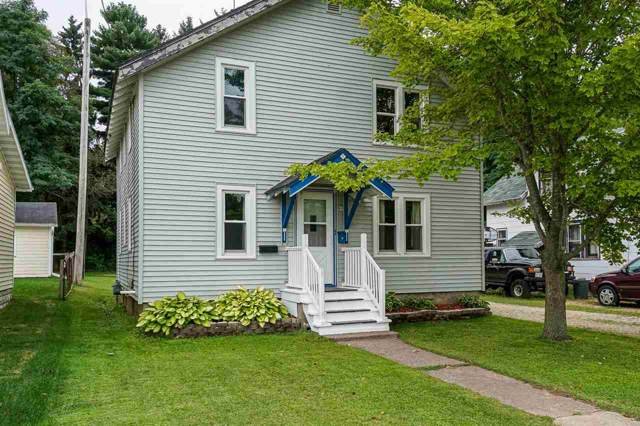84 E 12TH Street, Clintonville, WI 54929 (#50210550) :: Todd Wiese Homeselling System, Inc.