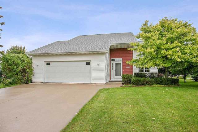 N1664 Medina Drive, Greenville, WI 54942 (#50210913) :: Dallaire Realty