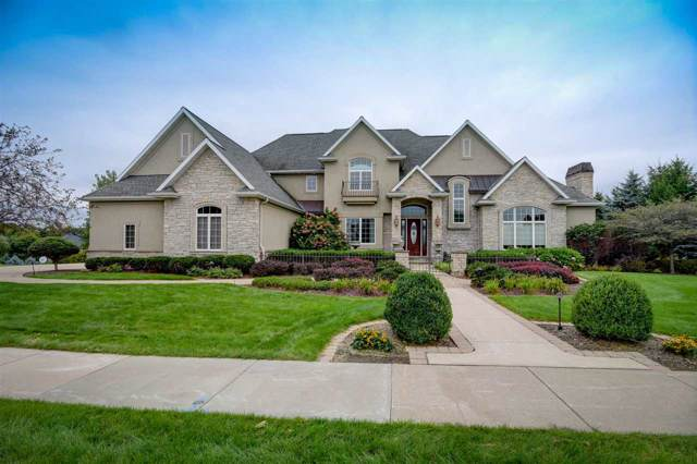 2311 E Highpond Crossing, Appleton, WI 54913 (#50211315) :: Todd Wiese Homeselling System, Inc.