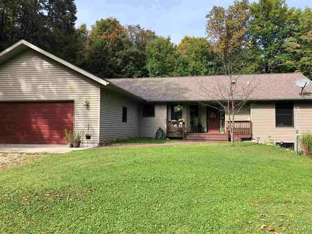 W15040 Kimball Lane, Athelstane, WI 54104 (#50211332) :: Todd Wiese Homeselling System, Inc.
