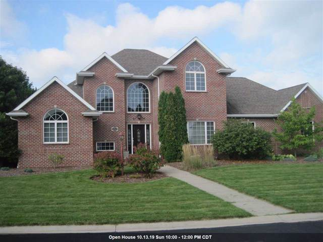 254 Peterlynn Drive, Wrightstown, WI 54180 (#50211584) :: Dallaire Realty