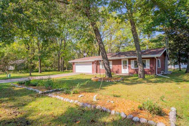 610 W Bird Avenue, Wautoma, WI 54982 (#50211944) :: Dallaire Realty
