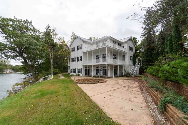 W6822 Silver Lake Road, Wautoma, WI 54982 (#50212056) :: Todd Wiese Homeselling System, Inc.