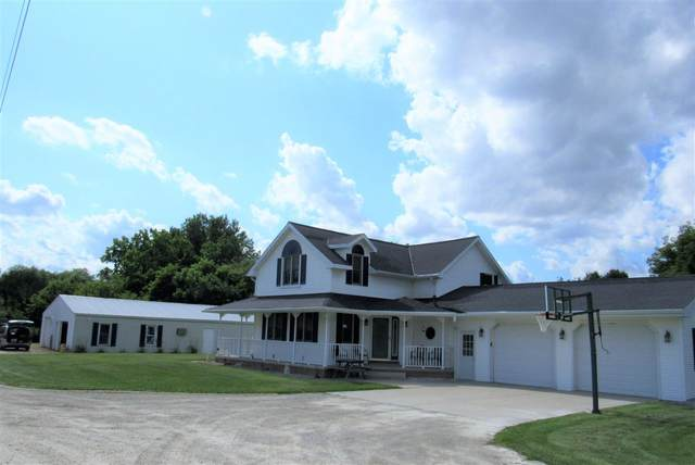 1900 Heritage Road, De Pere, WI 54115 (#50212099) :: Todd Wiese Homeselling System, Inc.